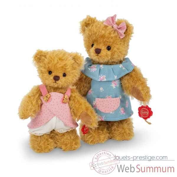 Peluche original hermann teddy ligne teddy bear 22 cm -12105 3