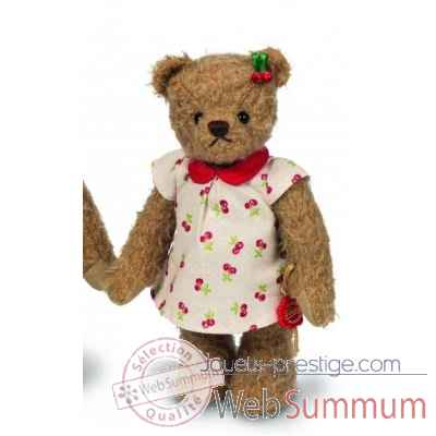 Peluche ours de collection teddy bear ella 20 cm ed.limitee Hermann -14021 4