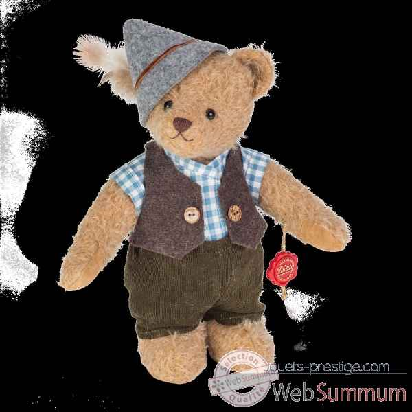 Peluche Ours teddy bear nounours jacob 28 cm hermann teddy original -16627 6