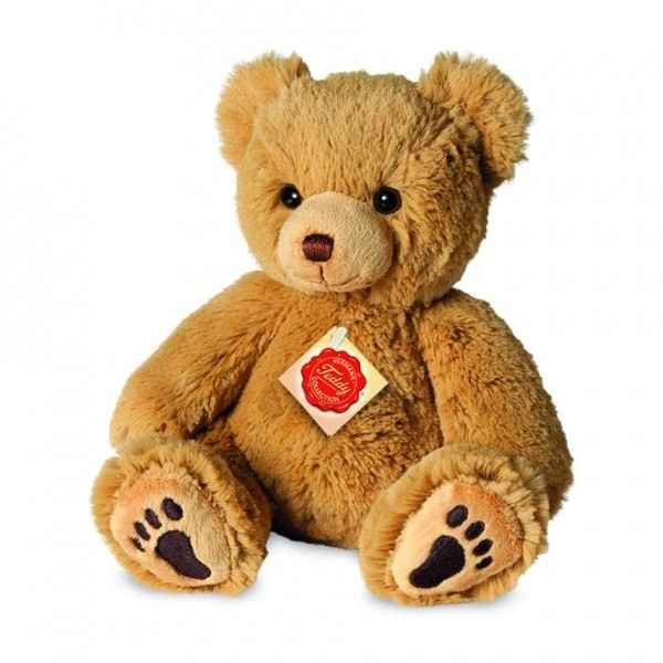 Peluche ours teddy gold 23 cm Hermann -91192 0