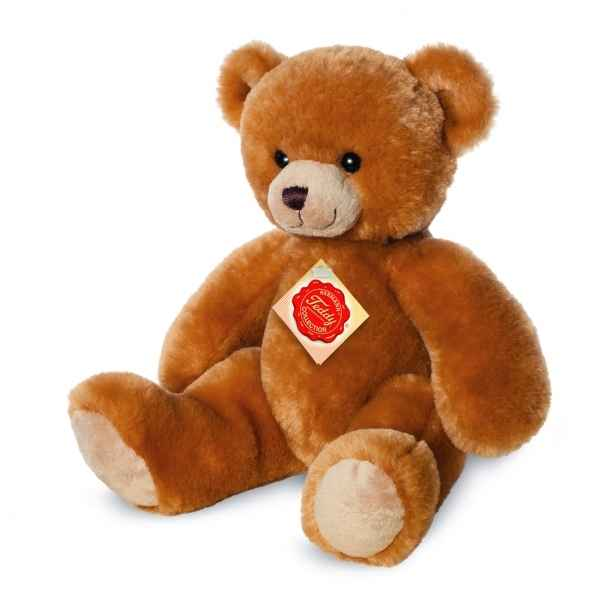 Peluche teddy or 29 cm Hermann -91312 2