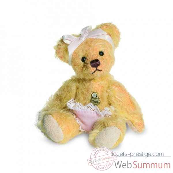 Ours teddy bebe fille Hermann -16274 2