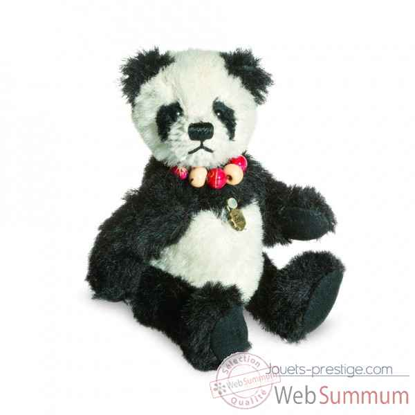 Peluche teddy mini panda Hermann -16275 9