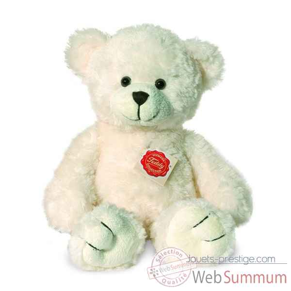 Teddy cream 28 cm hermann -91169 2