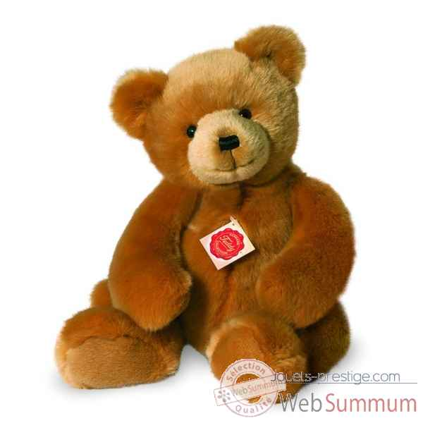 Teddy dark-gold 38 cm hermann -91167 8