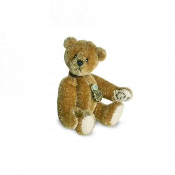 Peluche ours mini teddy gold Hermann -15734 2