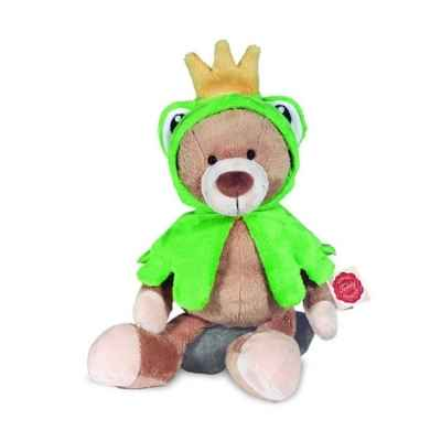 Peluche Hermann Teddy peluche le chat botte 30 cm -94633 5
