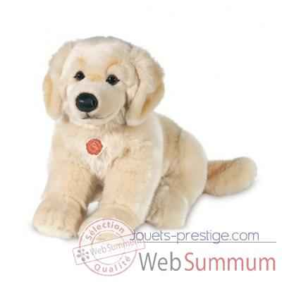 Peluche Hermann Teddy peluche golden retriever 30 cm -92746 4