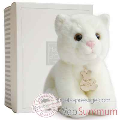 Chat collection 18 cm histoire d\'ours -2462