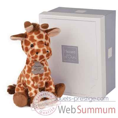 Girafe pm histoire d\'ours -2451