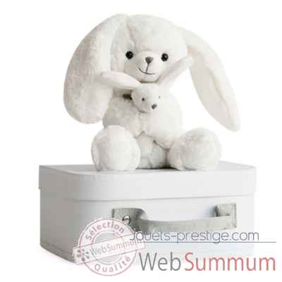 Lapin & bebe blanc histoire d\'ours -2641