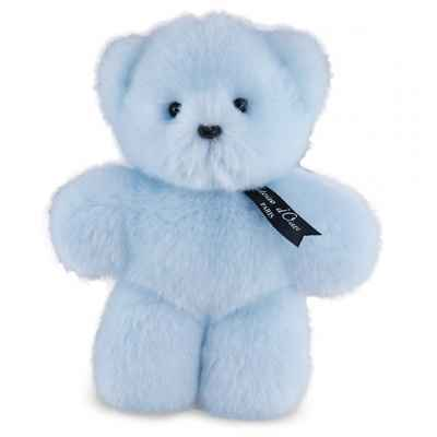 Ours mini baby bleu histoire d\\\'ours -2276