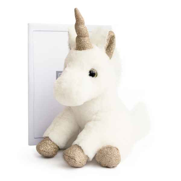Peluche licorne or histoire d\'ours -2659