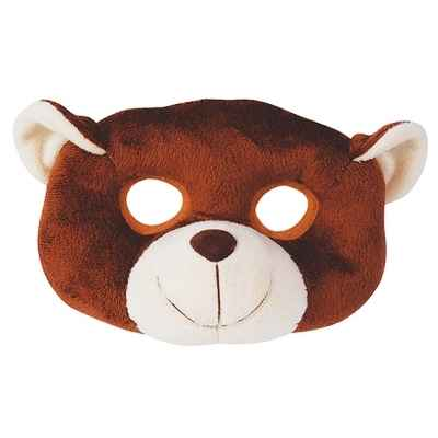 Peluche masque ours histoire d\\\'ours 2110