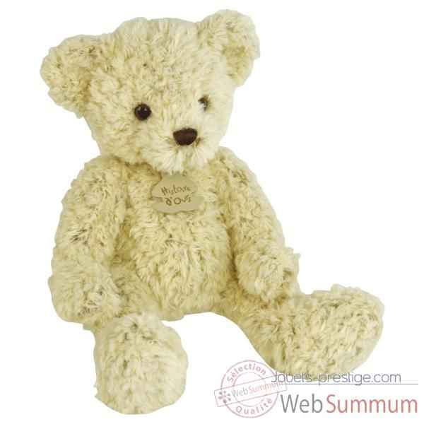 Peluche ours chine beige pm histoire d\'ours 2019