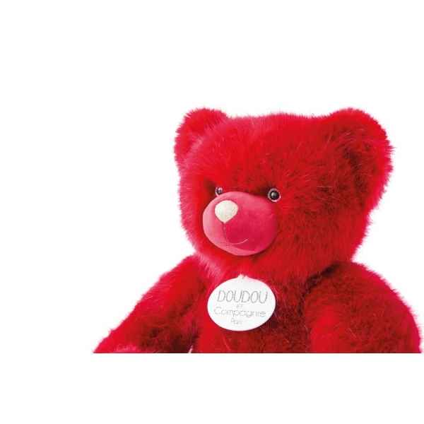 Peluche Ours collection 40 cm - rubis histoire d\'ours -DC3454