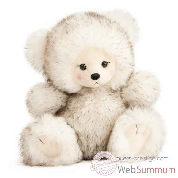 Peluche ours piwy pm histoire d'ours -2693