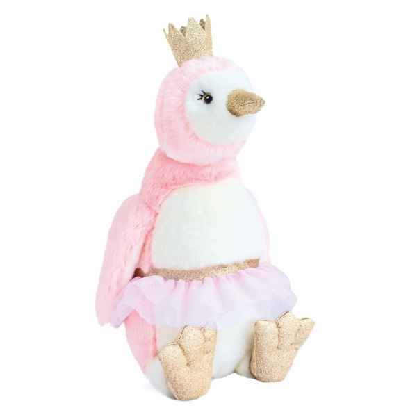 Peluche pingouin Pigloo rose 50 cm histoire d\'ours -2862