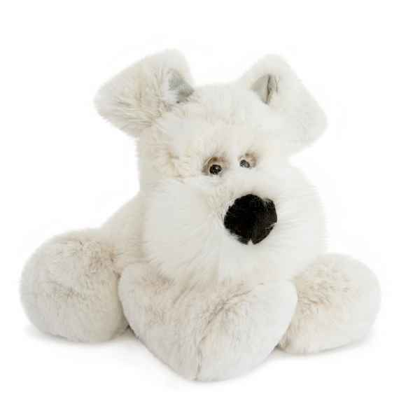 Peluche softy - chien scottish mm histoire d'ours -2725