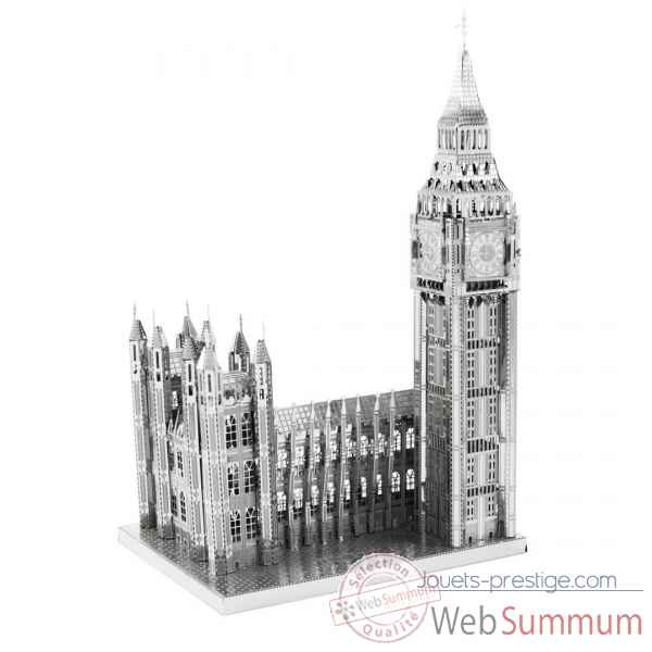 Maquette 3d en metal - big ben ICONX -5061318