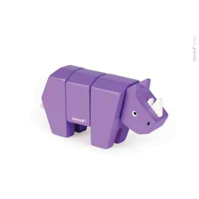 Animal kit rhino Janod -J08221