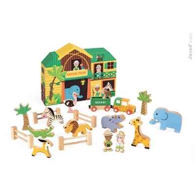 Story box safari Janod -J08542