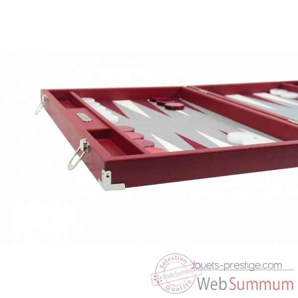 Backgammon basile toile buffle competition morgon -B620-m -6