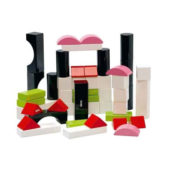 cubes bois couleur brio 000 dans jeux de construction bois brio sur jouets prestige. Black Bedroom Furniture Sets. Home Design Ideas
