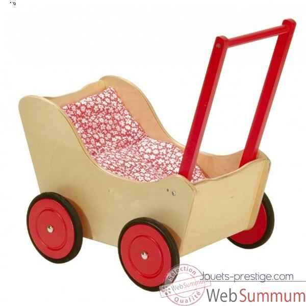 Meuble poup e dans jouets en bois sur jouets prestige for Lit montessori achat