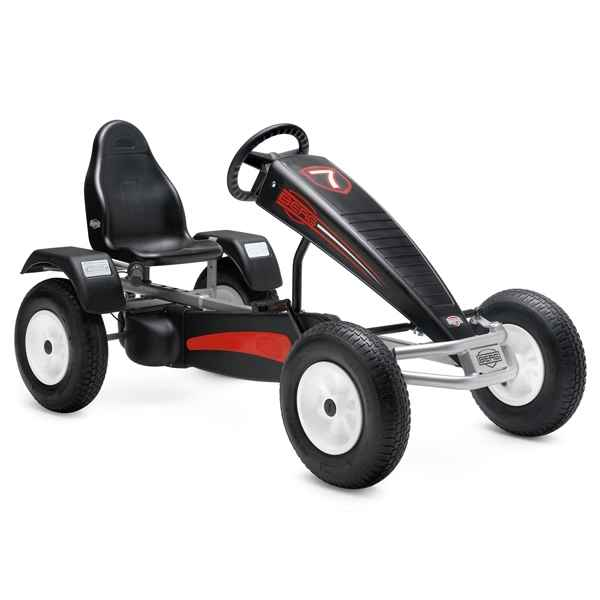Kart a pedales Berg Toys Extra BF-3 Sport d\'argent-03368300