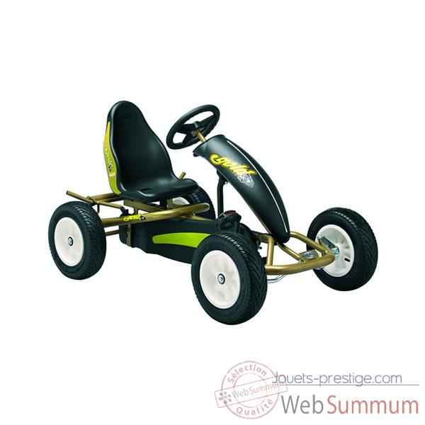 Video Kart a pedales Berg Toys Gold AF-06250200