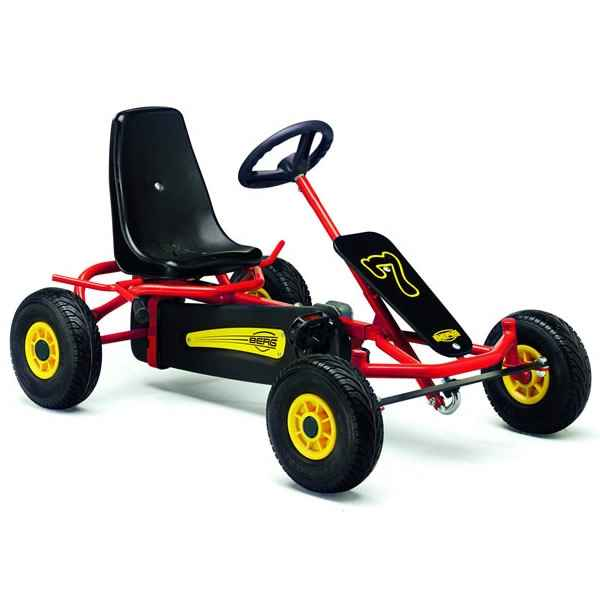 Kart a pedales professionnel Berg Toys Sky-Rise F-28200100