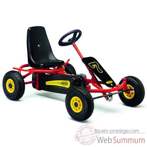 Kart a pedales professionnel Berg Toys Sun-Light F-28105100