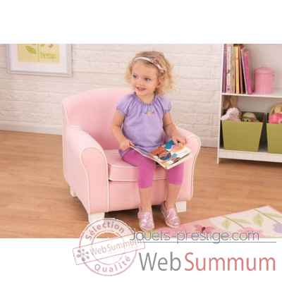 chaise laguna rose kidkraft 18682 dans cuisine enfant kidkraft sur jouets prestige. Black Bedroom Furniture Sets. Home Design Ideas