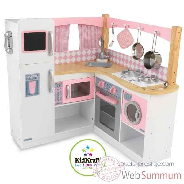 Cuisine enfant kidkraft sur jouets prestige - Avis cuisine kidkraft ...