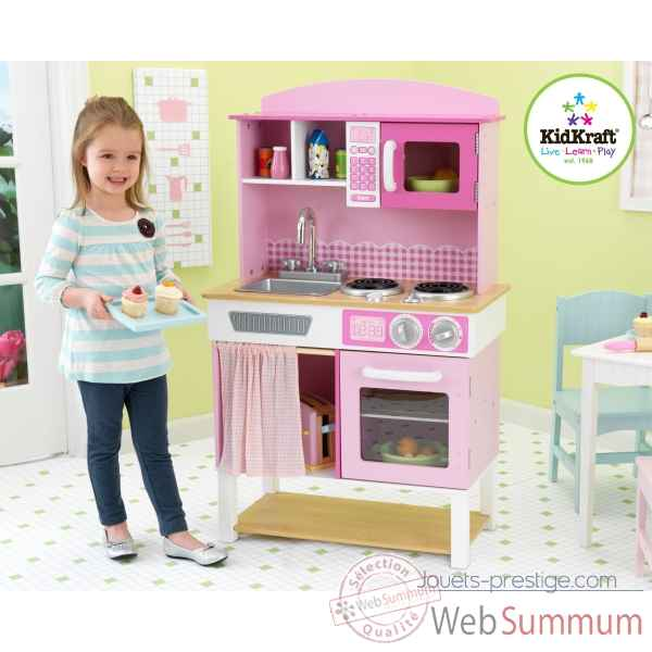 Cuisine home cooking KidKraft -53198