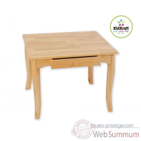 Table avalon naturel KidKraft -26622