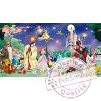 Disney classics - 200 pcs King Puzzle BJ04792