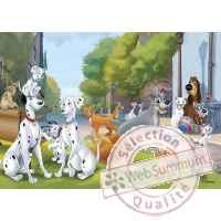 Puzzles disney amis animaux 50 pcs -2 King Puzzle BJ04731B