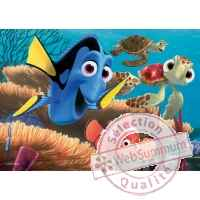 Puzzles disney nemo 50 pc -2 King Puzzle BJ04733B