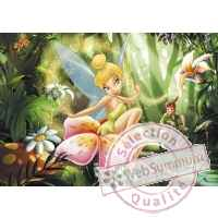 Puzzles disney peter pan 100 pcs -2 King Puzzle BJ01743B