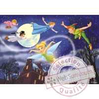 Puzzles disney peter pan 50pcs -1 King Puzzle BJ01745A