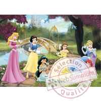 Puzzles disney princesses  100 pcs -1 King Puzzle BJ04751A