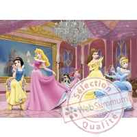 Puzzles disney princesses  100 pcs -2 King Puzzle BJ04751B