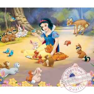 Puzzles touch - blanche neige King Puzzle BJ04805