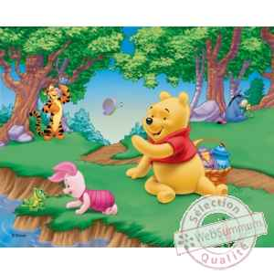 Puzzles touch - winnie l'ourson King Puzzle BJ04803