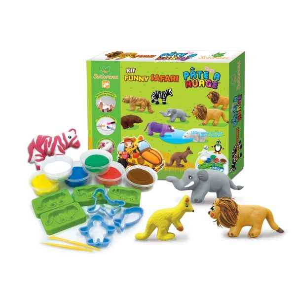 Kit funny safari au sycomore-AA14021