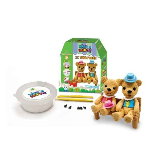 Kit teddy bear au sycomore-AA06071