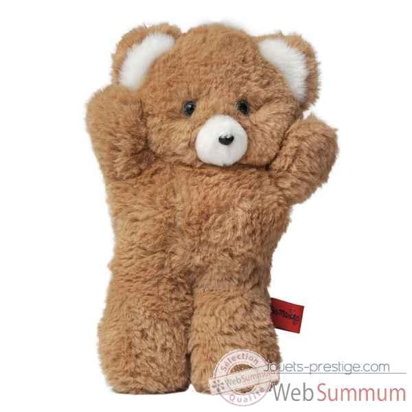 peluche hermann teddy ours brun debout 90 cm dans ours peluche sur jouets prestige. Black Bedroom Furniture Sets. Home Design Ideas