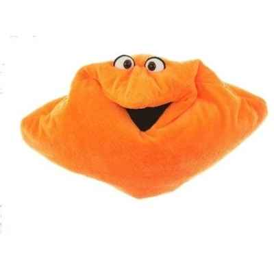 Marionnette Oreiller a reves orange Living Puppets -CM-W236